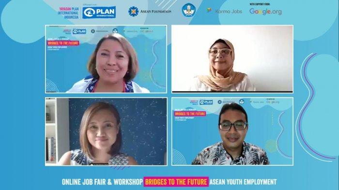 Bridges to The Future, Event Bursa Kerja Online Bagi Para Penyandang Disabilitas