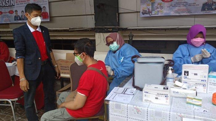 YRKI dan GPS Gelar Vaksinasi Covid-19 Berhadiah Sepeda Motor di Season City