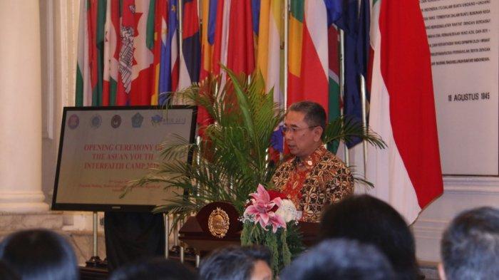 Seskemenko PMK Ajak Pemimpin Muda ASEAN Pelajari Bersama Nilai Toleransi dan Perdamaian