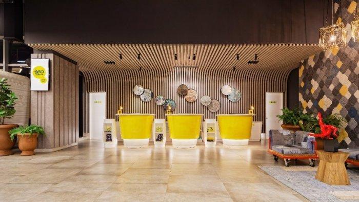 Berlibur atau Berbisnis Seru di Pusat Jakarta? Coba YELLO Hotel Harmoni yang Super Trendy!