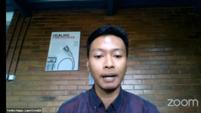 Relawan LaporCovid-19 Ungkap Temuan Pekerja Perbankan Tetap Diminta WFO Meski Ada yang Positif