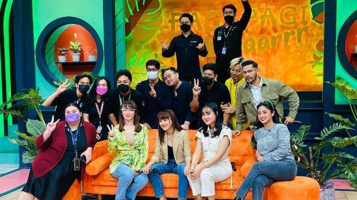 Yeni Inka saat diundang ke acara televisi beberapa waktu lalu.