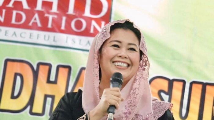 Meski Sedih, Yenny Wahid Mundur dari Komisaris Independen Garuda, Demi Adanya Efisiensi Biaya