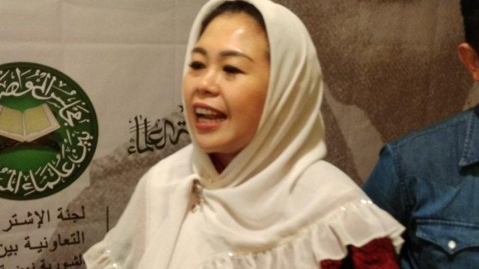 Yenny Wahid Enggan Gabung TKN, Namun Akan ''All Out'' Menangkan Jokowi-Ma'ruf Amin