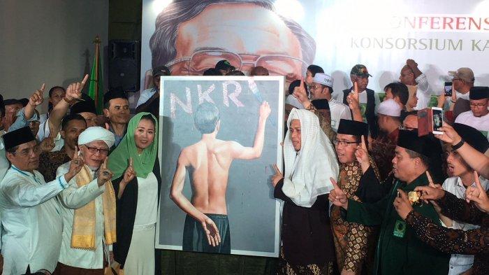 Cuitannya Soal Lukisan NKRI Ditanggapi Ferdinand Hutahaean, Yustinus Prastowo: Tak Usah Memprovokasi