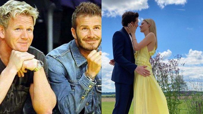 Gordon Ramsay akan Jadi Juru Masak di Pernikahan Putra David Beckham