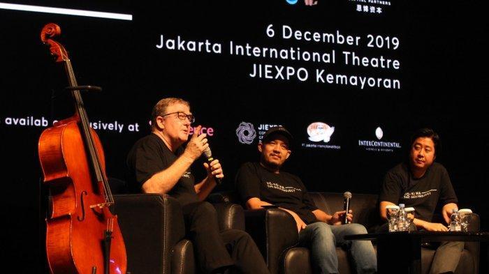 Pemusik Klasik Kelas Dunia Hadir di Indonesia dalam Yo-Yo Ma's Bach Project