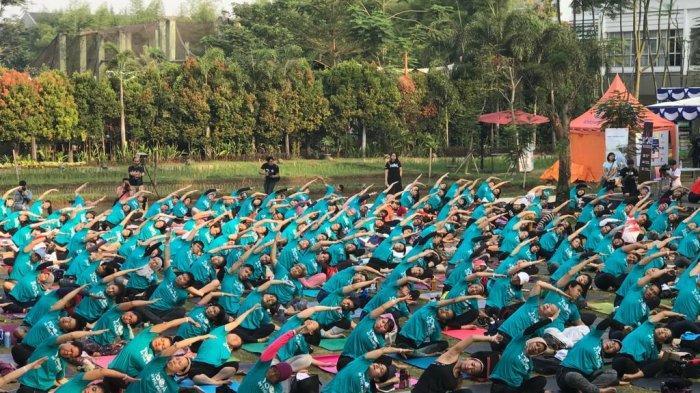 Kemenkes Sebut Yoga Baik untuk Kesehatan Fisik dan Mental, Terbukti Membantu Pasien Covid-19