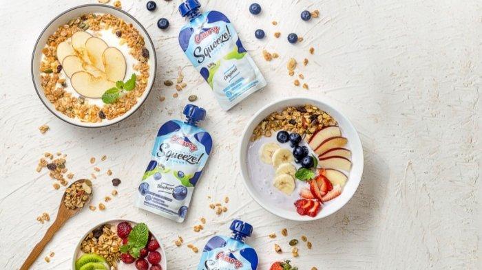 Penuhi Nutrisi Tubuh Di Masa Pandemi Dengan Konsumsi Yogurt