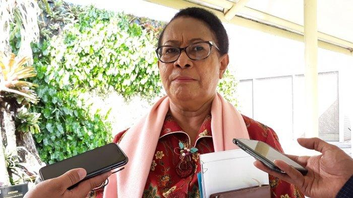 Menteri Pemberdayaan Perempuan dan Perlindungan Anak, Yohana Yembise