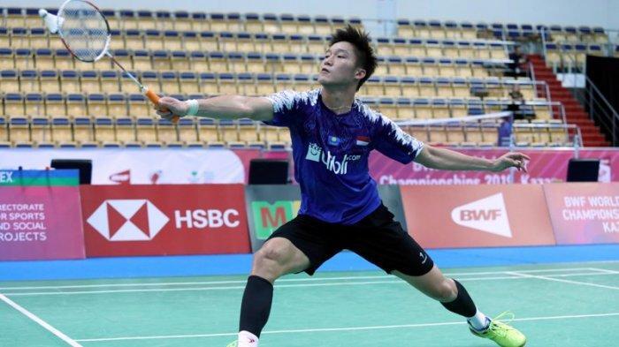 Kejuaraan Dunia Junior 2019, Yonathan Beberkan Kunci Kemenangan Atas Tunggal Putra Andalan China