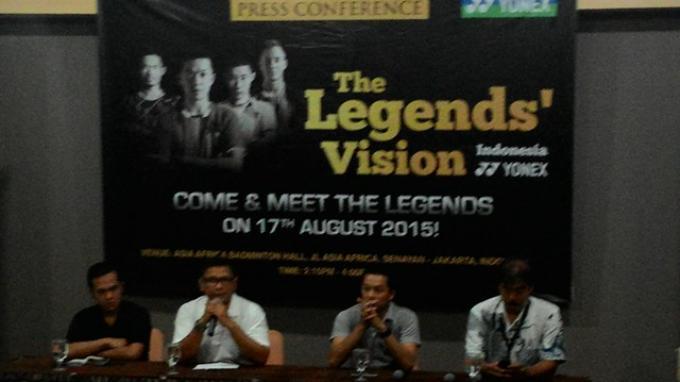 YONEX Legends Vision Support Perkembangan Bulutangkis di Indonesia