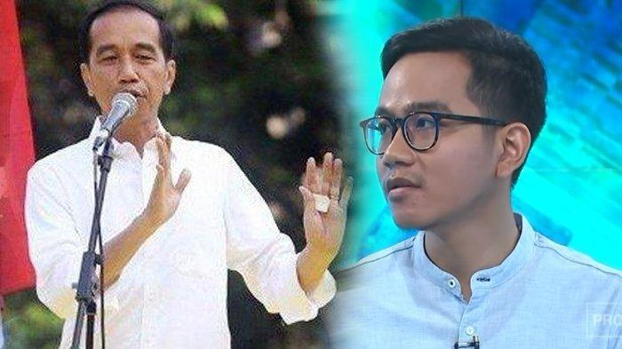Presiden Jokowi dan Gibran Rakabuming