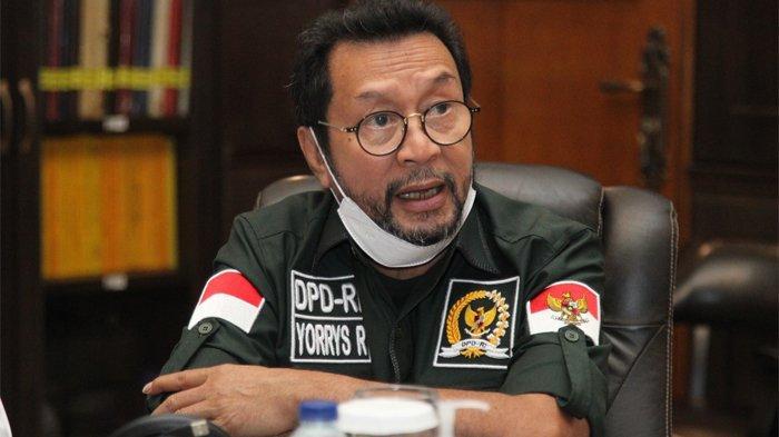 Komite II DPD RI Beri Catatan Kemendag Soal Pasar Rakyat