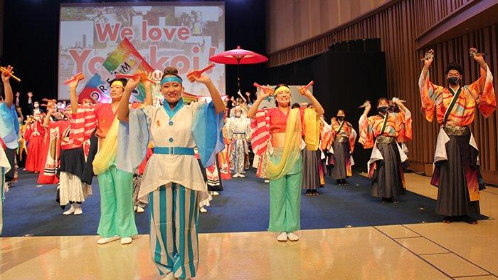 Gubernur Kochi Jepang Berharap Yosakoi Memberi Kebahagiaan di Tengah Pandemi Covid-19