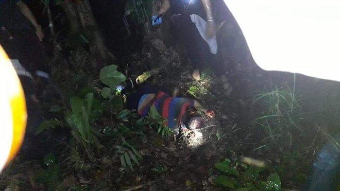 Yosefo Waruwu alias Ama Dedi (50) tewas mengenaskan usai dibantai oleh keluarga sendiri di Dusun IV Desa Orahili Idanoi, Kecamatan Hiliserangkai, Kabupaten Nias, Kamis (12/12/2019) sekitar pukul 17.00 WIB.