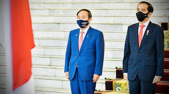 PM Yoshihide Suga Tegaskan Pentingnya Indonesia Bagi Jepang