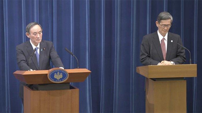 Deklarasi Darurat Covid-19 Ketiga akan Dikeluarkan Jika Tindakan Prioritas PM Jepang Tidak Mempan