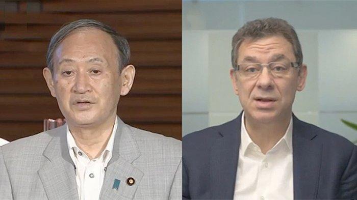 Bertemu Bos Pfizer Albert Bourla, PM Jepang Minta Percepat Pasokan Vaksin Covid-19