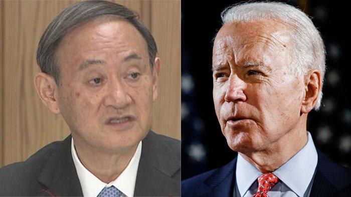 BREAKING NEWS: PM Jepang Telepon Joe Biden, Bicarakan Komitmen Militer Kedua Negara