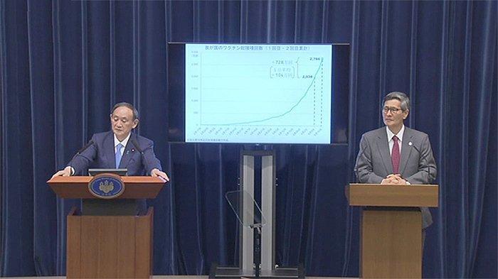 3.123 Perusahaan dan Perguruan Tinggi di Jepang Daftar untuk Mendapatkan Vaksinasi Covid-19