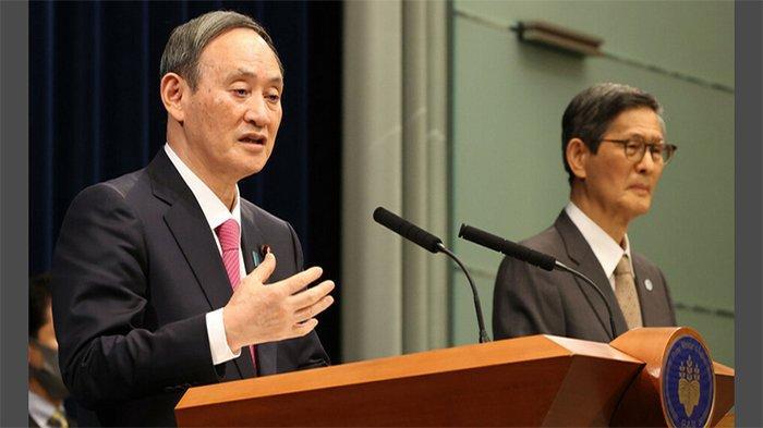 Pemerintah Jepang Dikritik Lamban Mengantisipasi Penyebaran Covid-19, PM Suga Upayakan Strategi Baru