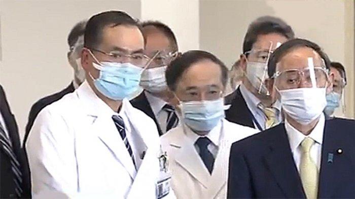 Besok PM Jepang Divaksinasi Pertama Kali Sebelum Bertemu Biden 9 April 2021