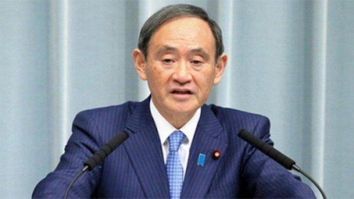Yoshihide Suga PM Jepang