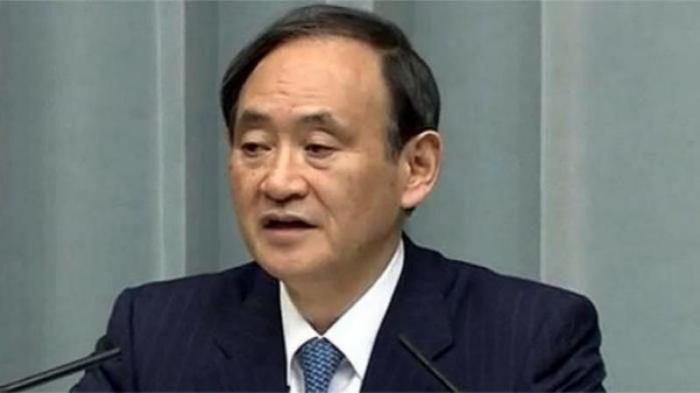 Yoshihide Suga, Sekretaris Kabinet Jepang