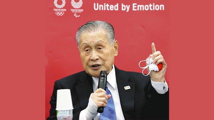 Ketua Olimpiade Jepang Yoshiro Mori Mengundurkan Diri