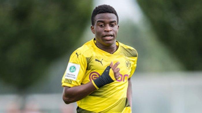Youssoufa Moukoko Sah Jadi Pemain Termuda dalam Sejarah Liga Champions
