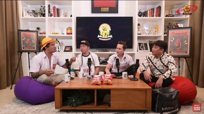 YouTube KUY Entertainment yang berjudul PAK WAKIL