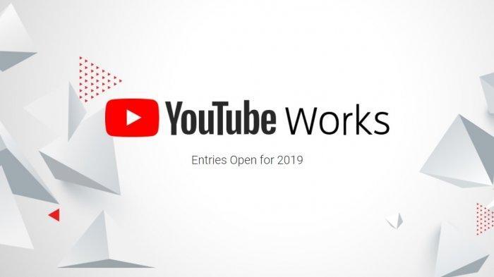 Pendaftaran YouTube Works Awards Resmi Dibuka, Pemenang Diumumkan September