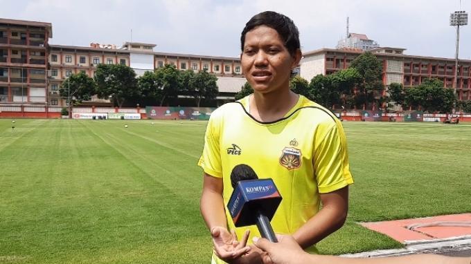 Timnas Indonesia U-23 vs Bali United: Adam Alis Lagi-lagi Curi Perhatian Shin Tae-yong