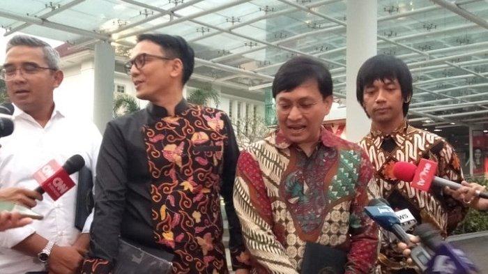 Undang Artis Hingga Musisi ke Istana Bogor, Ini Janji Jokowi
