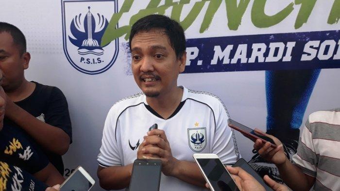 Sampai Sekarang Belum Ada Pemain PSIS Semarang yang Mundur kata Yoyok Sukawi
