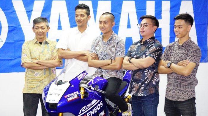 Ini Komposisi Lengkap Tim Balap Yamaha Musim 2019