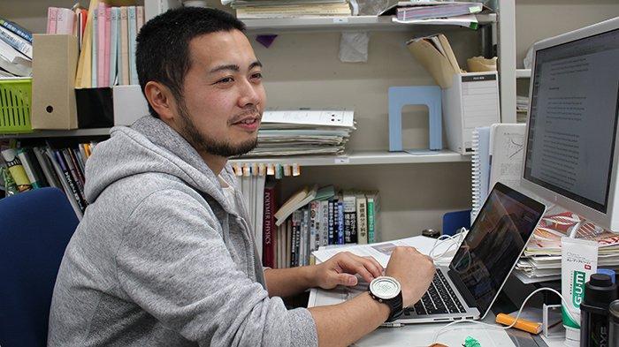 Yu Yanagisawa akan Kerja Sama dengan Perusahaan Jepang Kembangkan Penemuannya