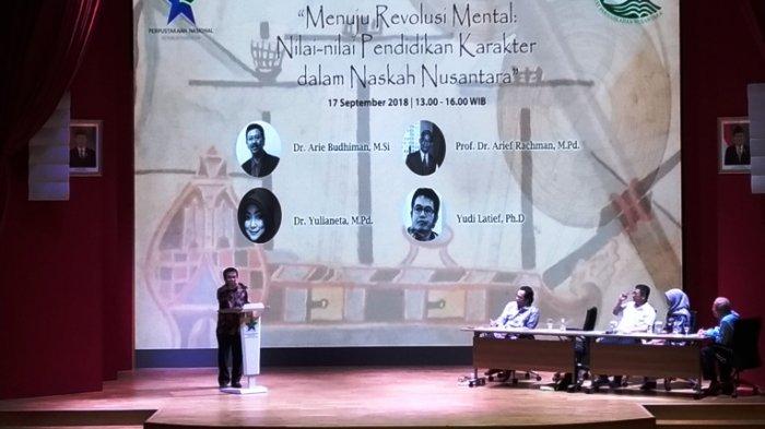 Cerita Mantan Kepala BPIP soal Revolusi Mental Indonesia