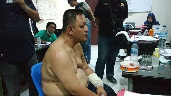 Yudi Tama Redianto (41 tahun), mengungkapkan motif membunuh Apriyanita, PNS Kementerian PU