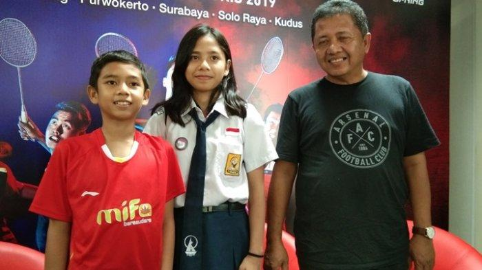 Audisi Umum Beasiswa Bulutangkis 2019: Yuga Gustisyah Ingin Menjadi Juara Dunia Tunggal