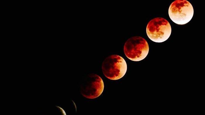 Jelang Gerhana Bulan Blood Moon, Ini Prakiraan Cuaca Beberapa Kota di Indonesia