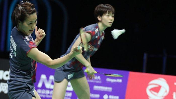 Yuki Fukushima/Sayaka Hirota Juara Ganda Putri Hongkong Open 2018
