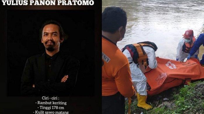Hilang Tanpa Jejak, Mayat di Bengawan Solo Benar Komposer Musik Gereja Yulius,Jenazah Akan Diautopsi