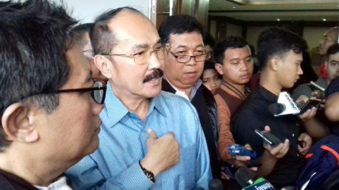 Frederich Yunadi Singgung Nama Wakil Ketua KPK Nawawi Pamolango di Sidang PK
