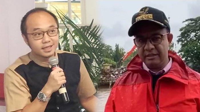 Rumahnya di Jakarta Banjir Lagi, Yunarto Wijaya Sindir Anies Baswedan: Ditunggu Kata-kata Ajaibnya!