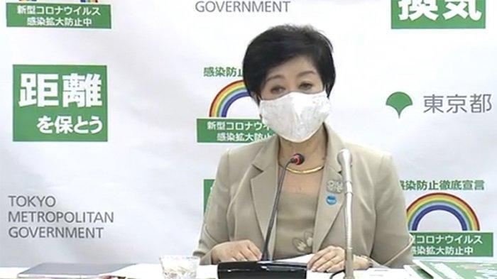 Besok Status Darurat Siaga Satu Covid-19 Kemungkinan Diberlakukan Lagi di Tokyo Jepang