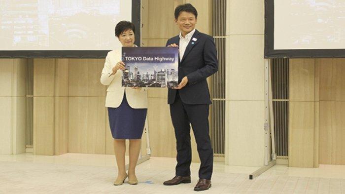 Sistem 5G Akan Dimulai Tokyo Jepang Paling Cepat Pada Saat Dimulainya Olimpiade 2020