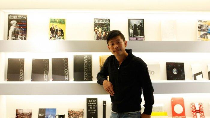 VIRAL Sayembara Miliarder Yusaku Maezawa Cari Pasangan untuk Berlibur ke Bulan, Apa Saja Syaratnya?