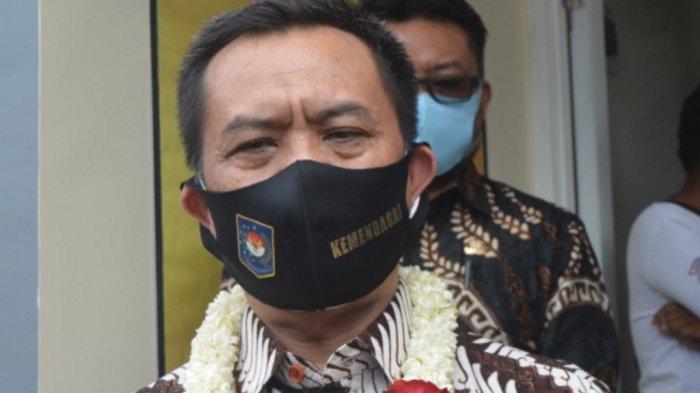 , Yusharto Huntoyungo, Direktur Jenderal Bina Pemerintahan Desa Kementerian Dalam Negeri